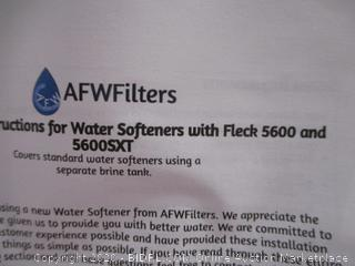 AFW Filters