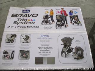 Chicco Bravo Trio System