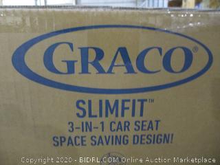 Graco 3 in 1 Car Seat