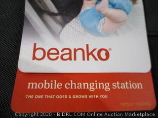 Mobile changing Station damaged