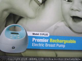 Premier Rechargeable Electric Breast Pump