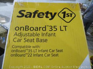 Safety 1st Adjustable Infant Car Seat Base