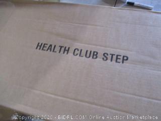 Health Club Step