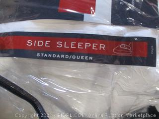 Side Pillow / dirty