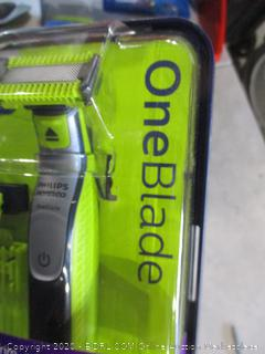 Philips Norelco One Blade  Face + Body