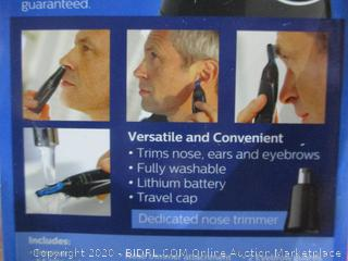 Philips Norelco Nose,ears and brows