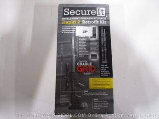 Secure It Intelligent Firearm Storage Rapid2 retrofit Kit