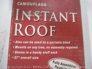 Allen Camo Instate Roof