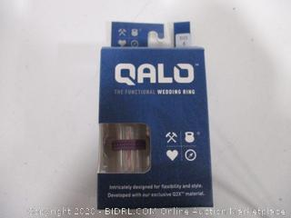 Qalo Wedding Ring Size 6