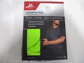 Mission Vapor Active Performance Compression Top