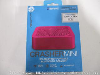 Crasher Mini Bluetooth Speaker
