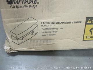 large Entertainment Center