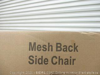 Mesh Back Side Chair