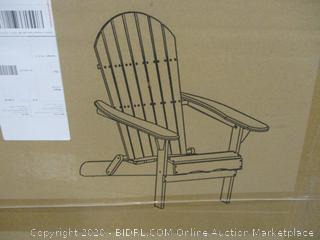 Chair Factory Sealed