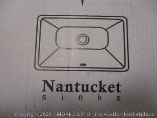 Nantucket Sink Factory Sealed