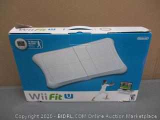 Wii Fit  w/wii balance board accessories See Pictures