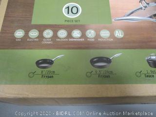 King box Cookmark Cookware see Pictures
