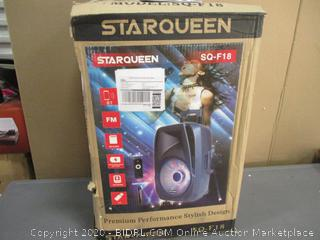 Starqueen Speaker Np Power Cord