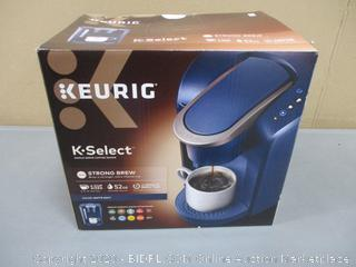 Keurig K-Select See Pictures