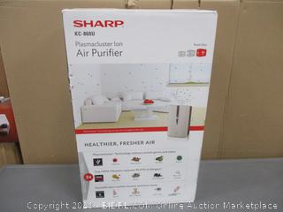Sharp Plasmacluster Ion Air Purifier factory sealed