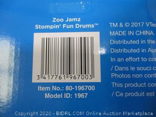 Vtech Stompin fun Drums