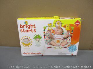Bright starts Playful pinwheels