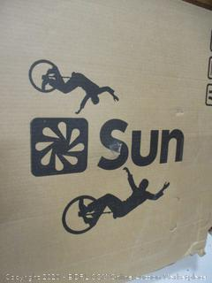 Sun Flat Top Off Road Unicycle  24""