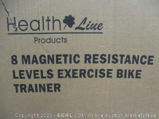 8 Manetic Resistance Level Exercise bike Trainer