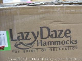 Lazy daze Hammock