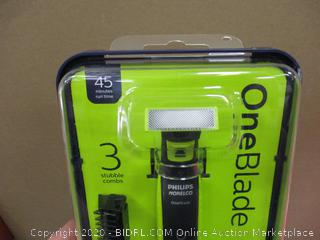 Philips Norelco One Blade  Face Factory Sealed