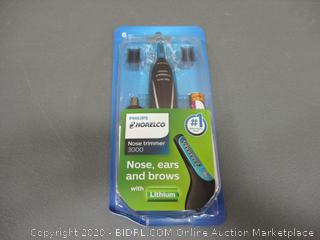 Philips Norelco Nose,ear and brows FFactory Sealed