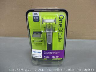 Philips Norelco One Blade Face + Body  Factory Sealed