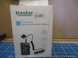 Kastar Charger For Camera & Camcorder Battery
