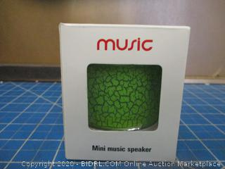Music Mini Music Speaker
