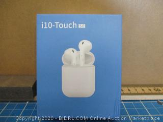 110 Touch Wireless earbuds