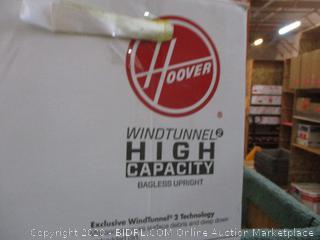 Hoover Windtunnel