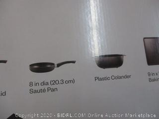 Cookware and Bakeware See Pictures