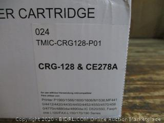 Toner Cartridge .