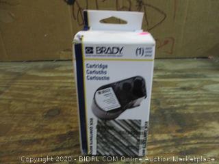 Brady Cartridge