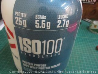 ISO100 Protein Powder