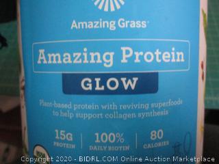 Amazing Grass Amazing Protein Glow