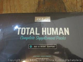 Total Human Complete Supplement Packs