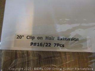 Sunny Hair 100% Hair extension
