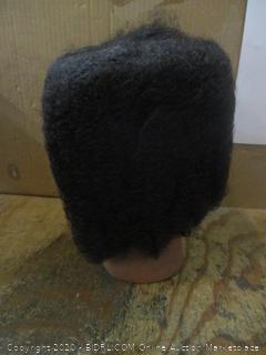 Afro Mannequin Head