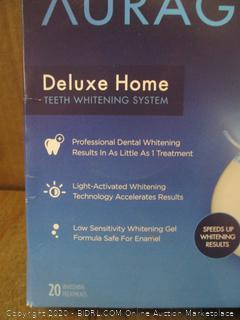 Auraglow Teeth Whitening System