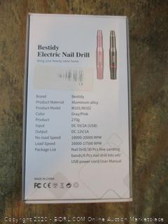 Bedtidy Electric Nail Drill