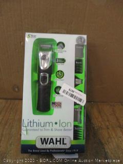 Wahl Trim and Shaver possibly missing pieces