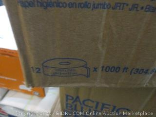 Scott Jumbo Roll Bath Tissue