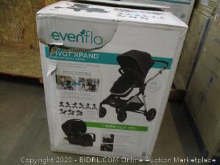 Evenflo Pivot Xpand Modular Travel System