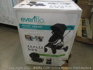Evenflo Pivot Xpand Travel System